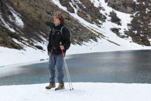 Der untere Kaltenbachsee, ein Erbe der Eiszeit