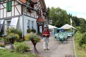 Schluchtensteig Gasthaus Wutachschucht