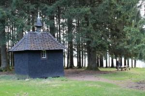 Vogesenkapelle auf 1047 Meter Höhe