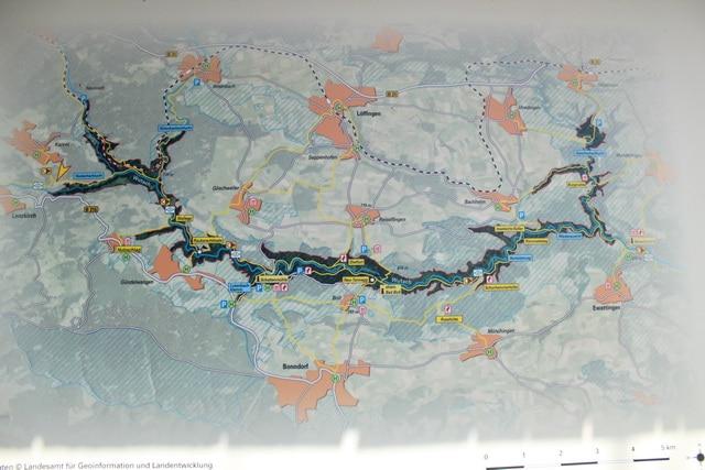 Trekking Schwarzwald Bodensee – Tag 6