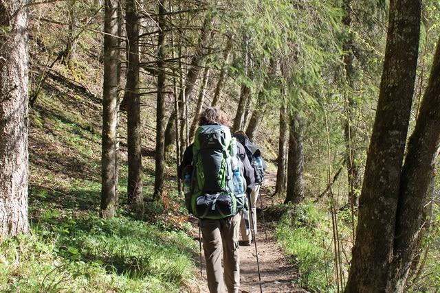 Trekking Schwarzwald Bodensee – Tag 7