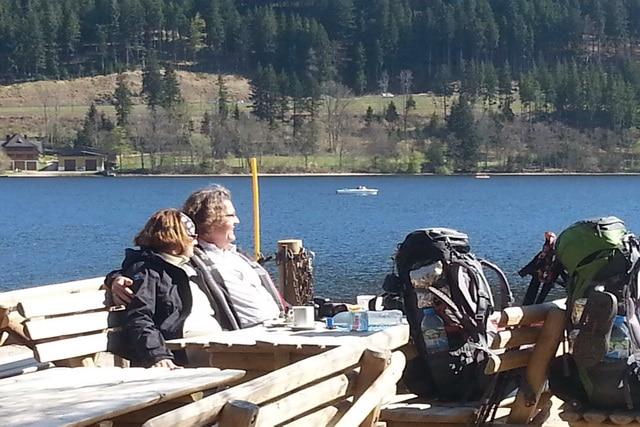 Trekking Schwarzwald Bodensee – Tag 5