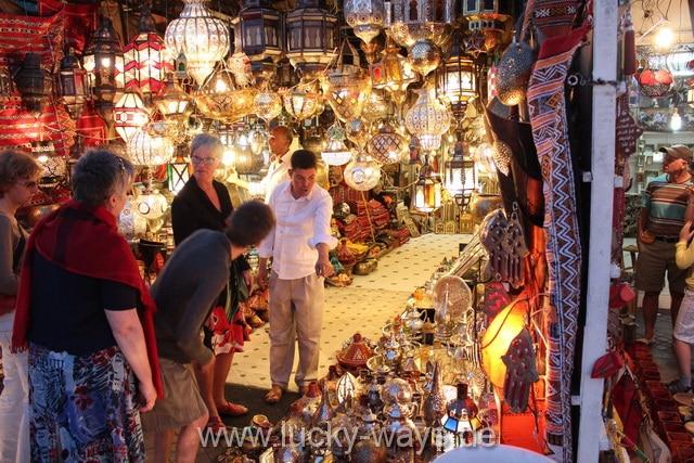 Marokko 2 – In den Souks von Marrakesch
