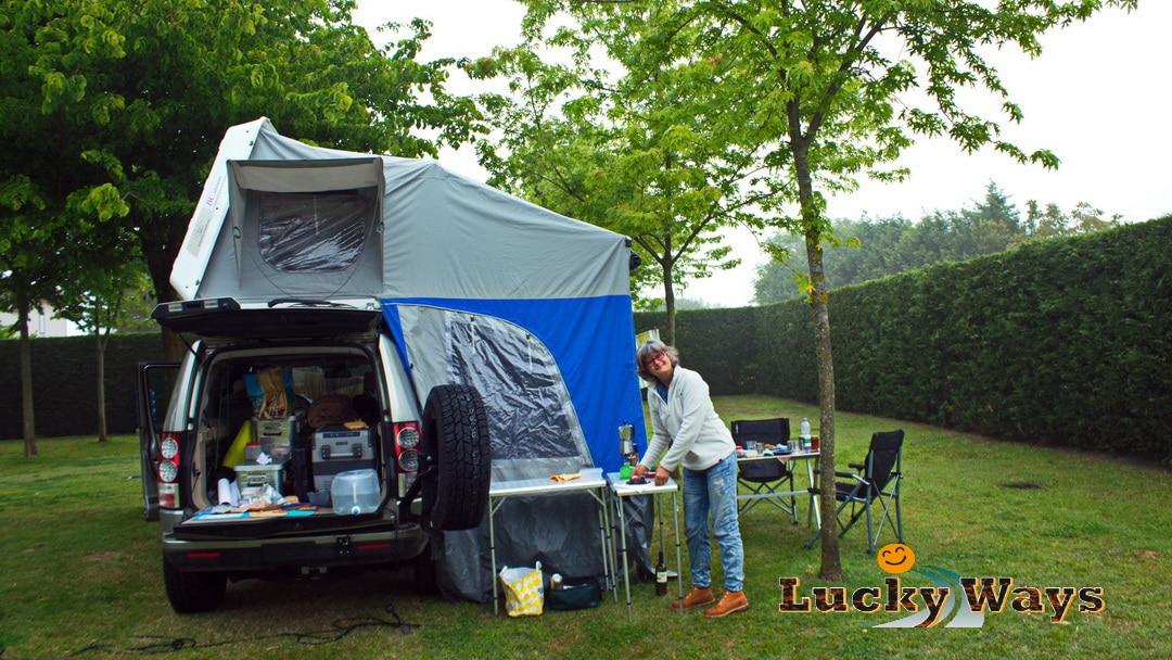 Im Zelt Schlafen : Wild campen in italien tipps für reisen mit dachzelt