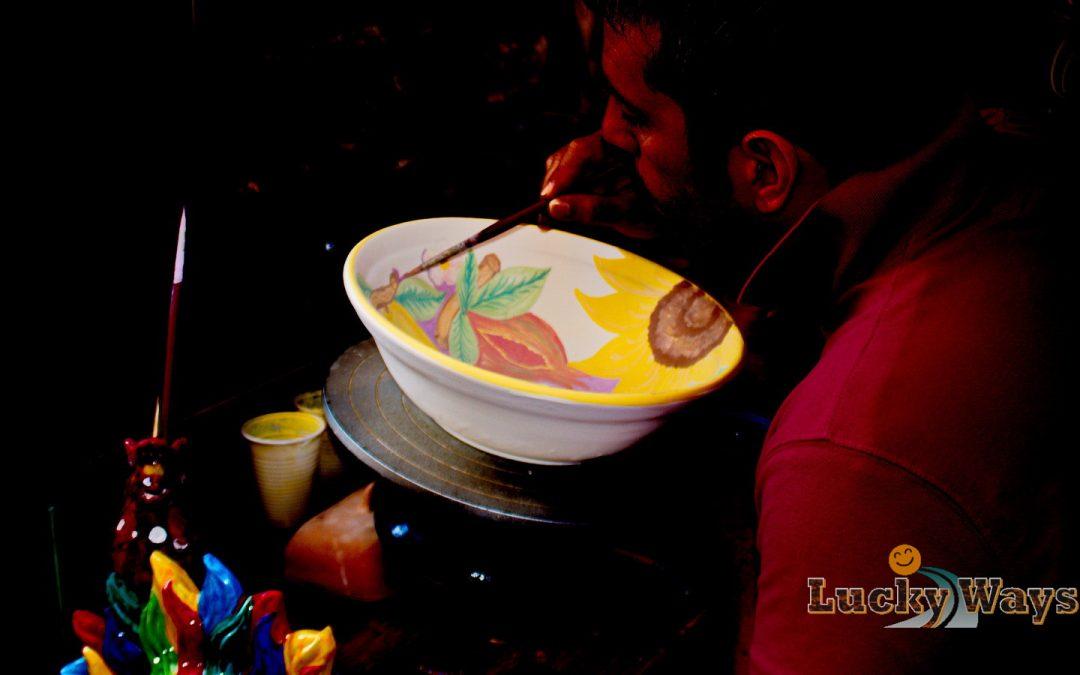 Grafidea – Keramik nach sizilianischer Tradition