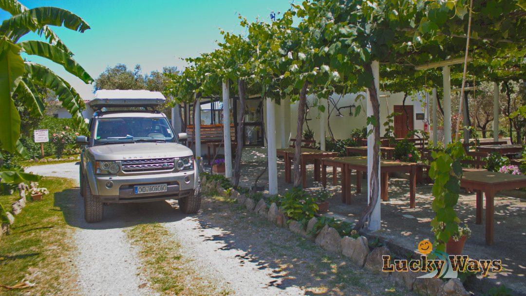 Il Maresciallo – Agricampeggio in Kalabrien