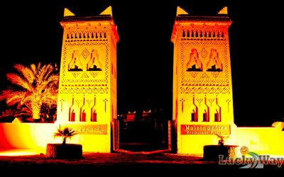 Hotel Chez le Pacha, M'hamid el Ghizlane – Zagora – Marokko