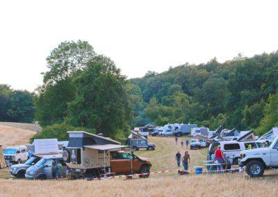 Adventure Southside Camp Area