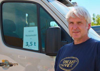 Adventure Southside Mike Brailey vom Overland Journal