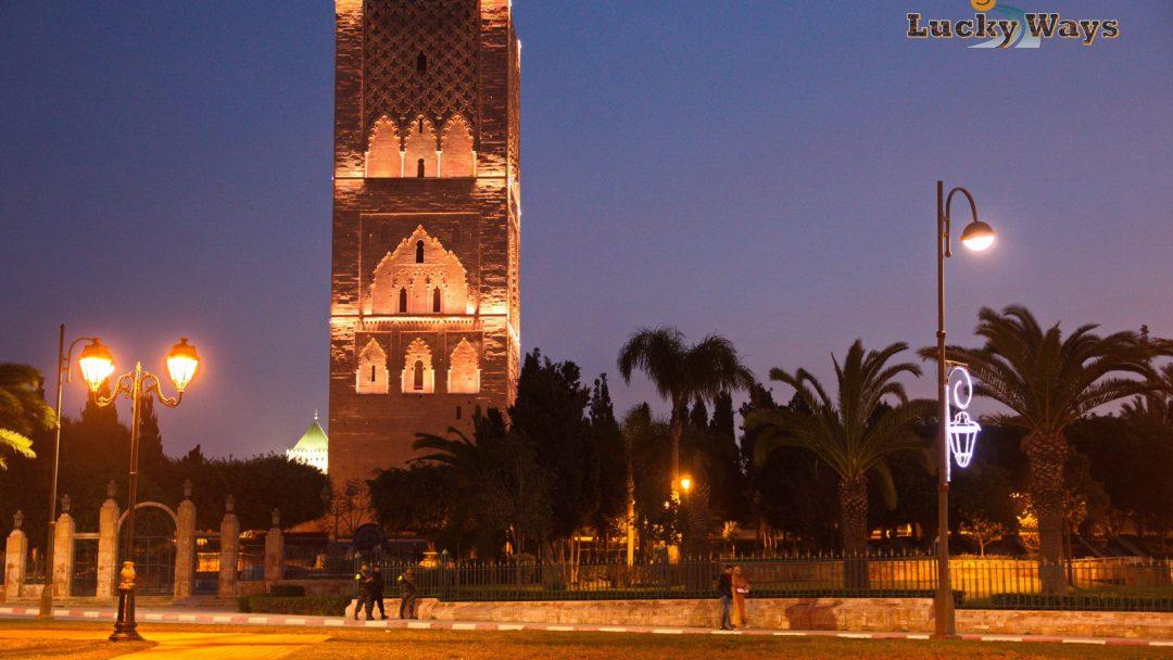 Rundreise Marokko – die Hauptstadt Rabat
