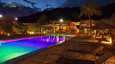 Bab Rimal Desert Hotel – Foum Zguid, Sahara