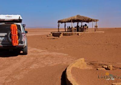 Marokko – Sahara – Lac Iriki