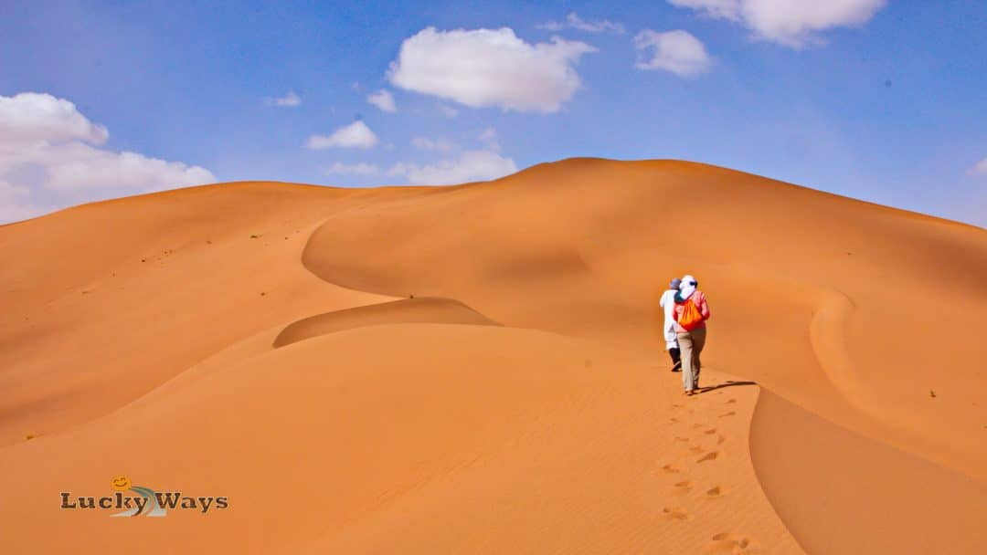 Marokko – Erg Chegaga