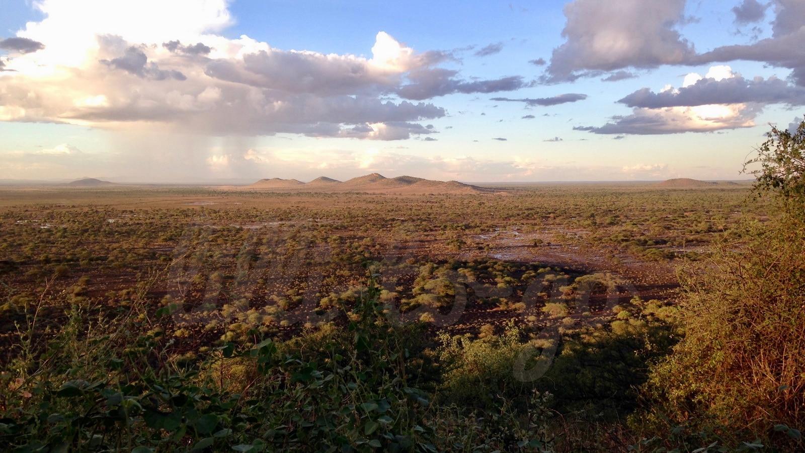 Tansania, Tanzania - Blick auf Kilimandscharo, Kilimandjaro, Kilimanjaro,